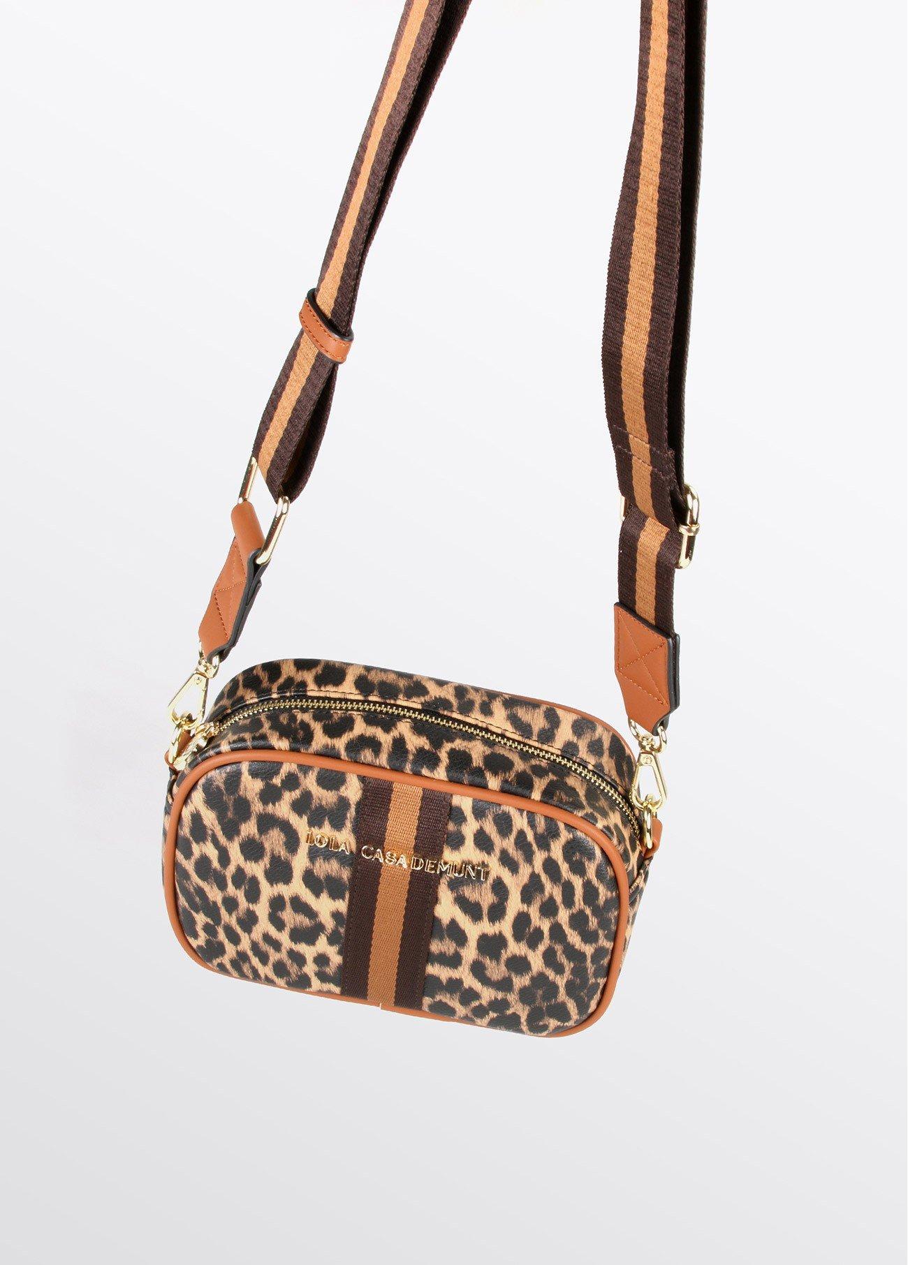 Bandolera leopardo, estampado 2