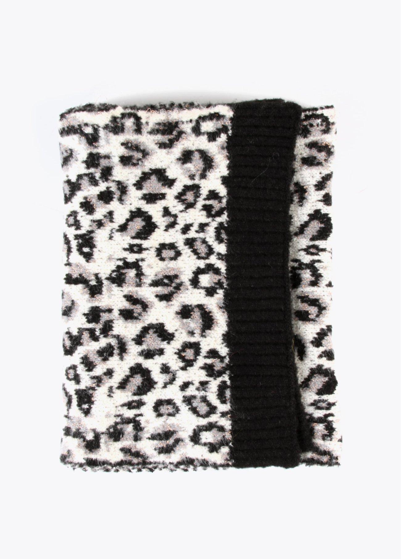 Bufanda print leopardo, estampado 2