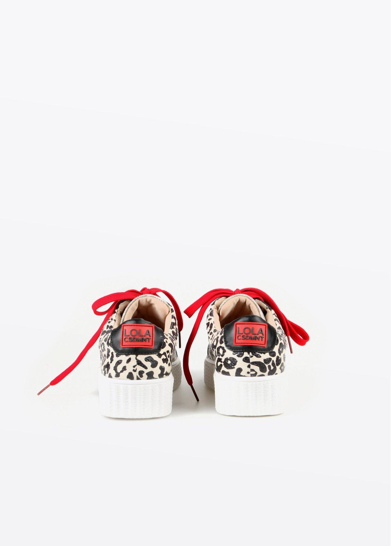 Sneaker leopardo, estampado 2